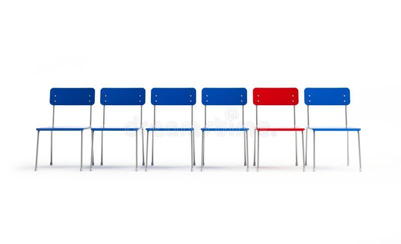 Stuhlreihe clipart  Stuhlreihe Lizenzfreie Stockfotos - Bild: 10946648