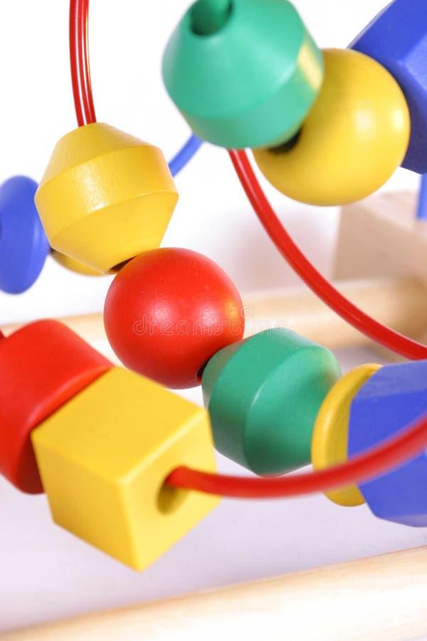 Stuk speelgoed 3 van kinderen stock foto