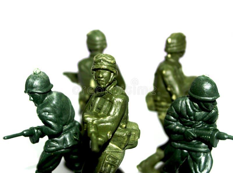 Stuk speelgoed 5 van de militair