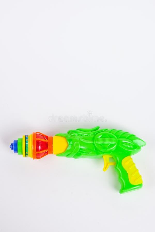 Stuk speelgoed kanon met tol stock afbeeldingen