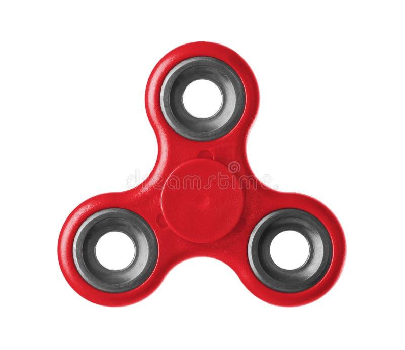 Stuk speelgoed spinner stock foto