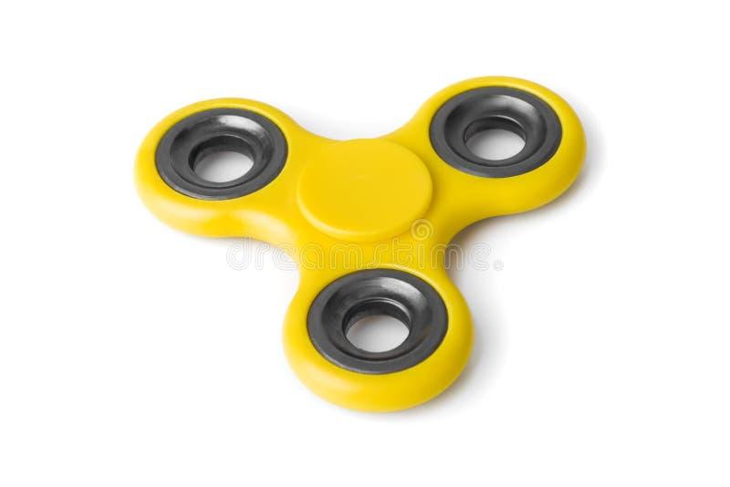 Stuk speelgoed spinner royalty-vrije stock foto's