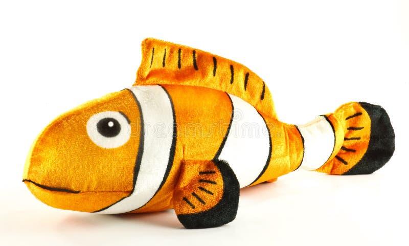 Stuk speelgoed vissen stock fotografie