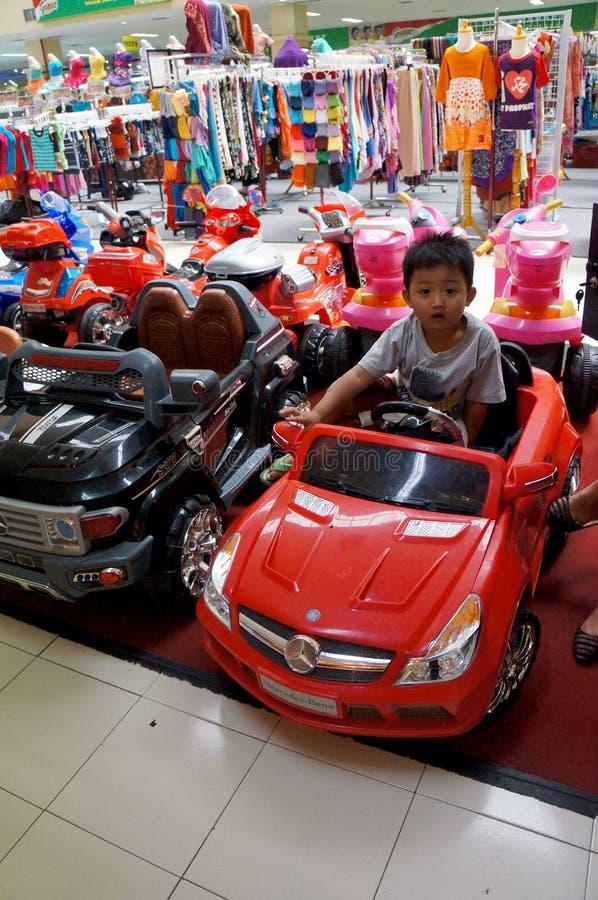 Stuk speelgoed voertuig stock foto's