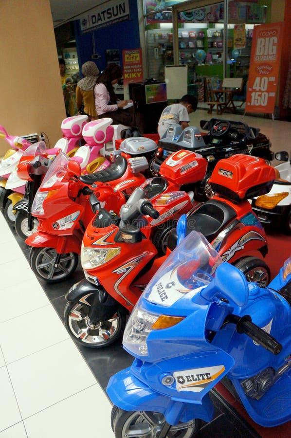 Stuk speelgoed voertuig stock fotografie