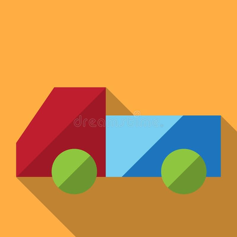 Stuk speelgoed voor baby vector illustratie