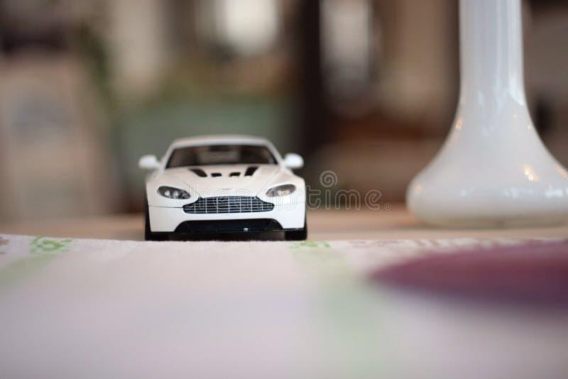Stuk speelgoed wereld royalty-vrije stock fotografie