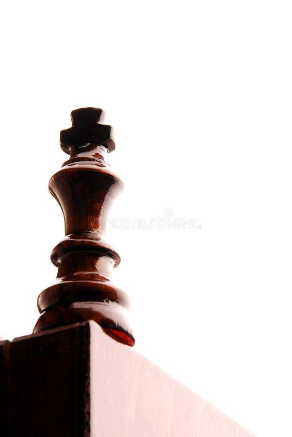 Stuk van schaak stock afbeelding