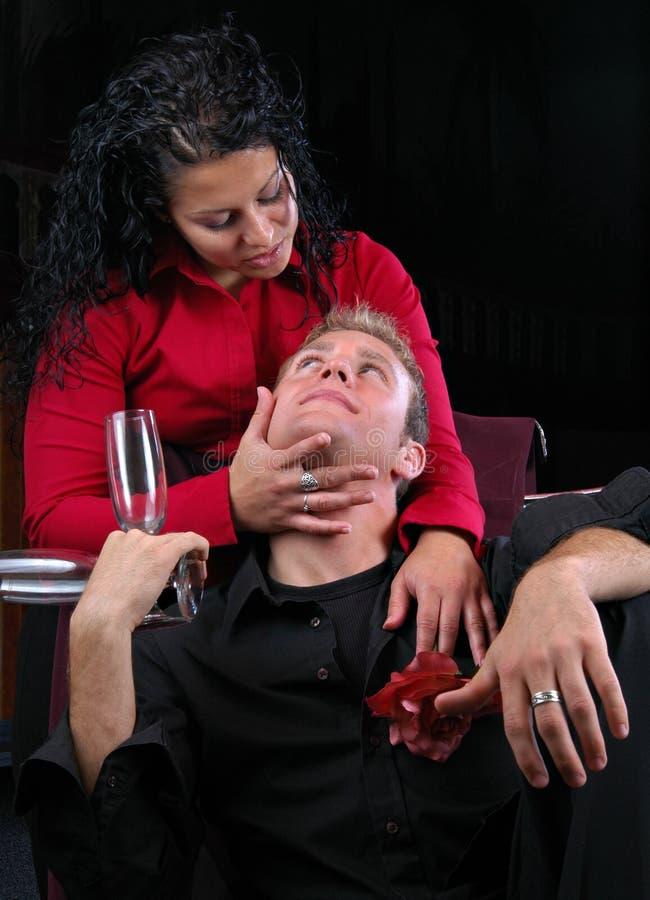 Download Stulen kyss arkivfoto. Bild av stiligt, folk, vänner, gulligt - 982614