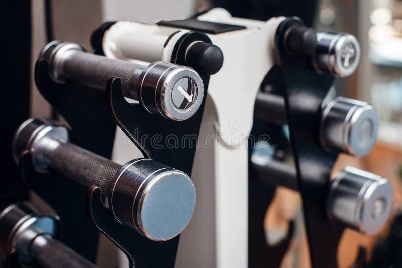 Stumme Glocken auf dem Stand lizenzfreies stockfoto