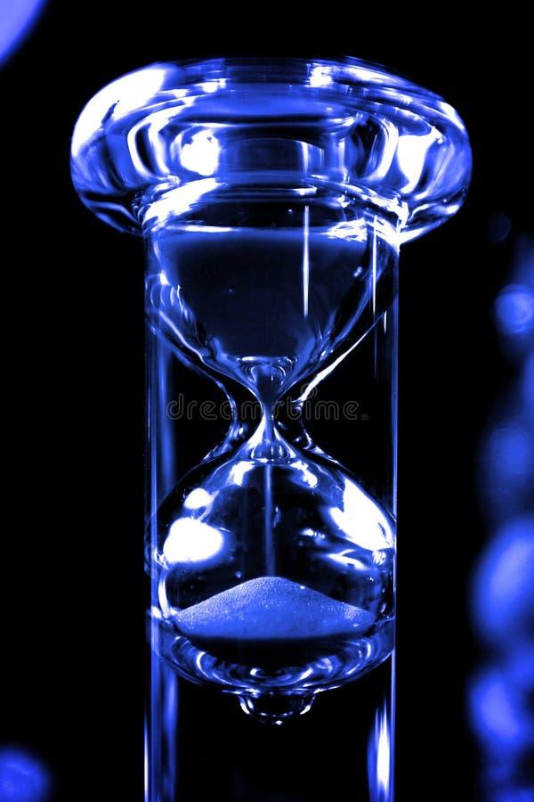 Stunden-Glas lizenzfreies stockfoto