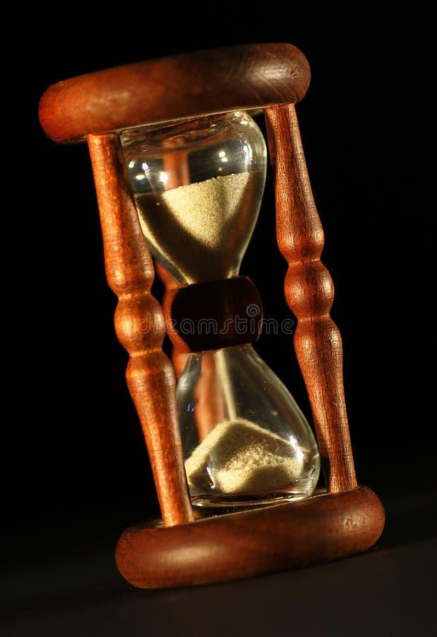 Stundenglas lizenzfreies stockbild