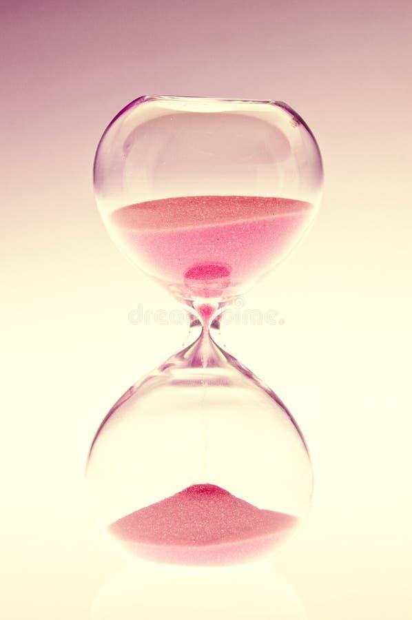 Stundenglas lizenzfreie stockfotografie