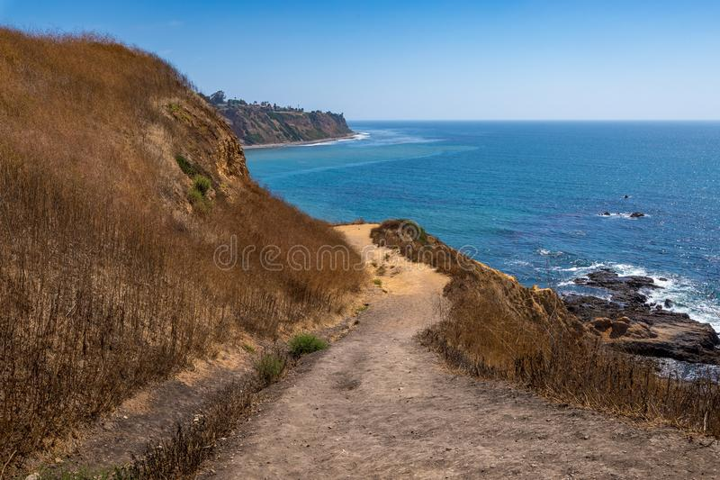 Stunning Bluff Cove Trail royalty free stock photos