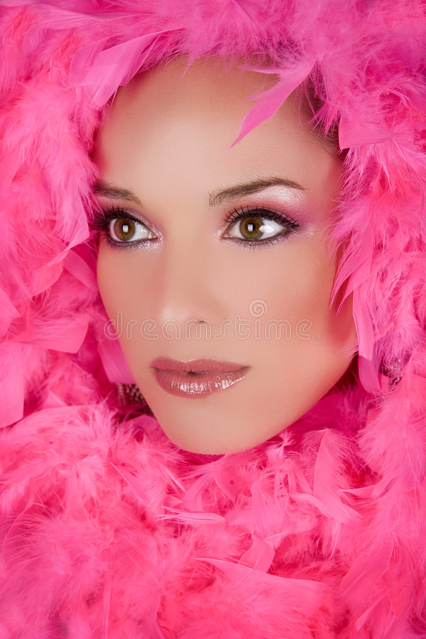 Stunning face royalty free stock photo
