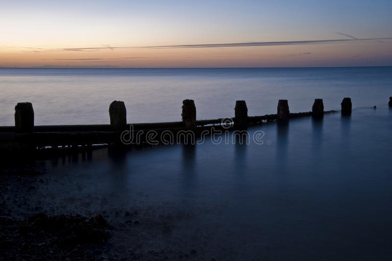 Download Stunning Long Exposure Sunrise Over Calm Sea Stock Photo - Image: 20044826