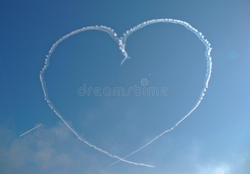 Stunt Flying Royalty Free Stock Image
