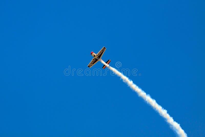 Stunt Plane Editorial Stock Image