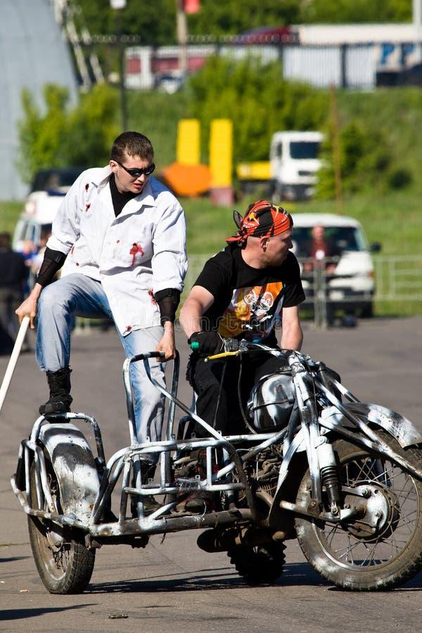 Download Stuntman Ilya Sparov Making Trick Editorial Photo - Image: 12000786