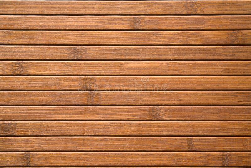 Stuoia di bambù immagini stock libere da diritti