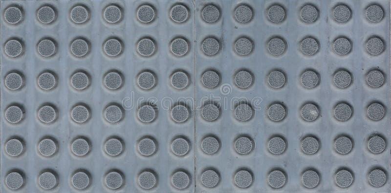 Stuoia di gomma di anti slittamento per il bagno o l'area bagnata immagini stock libere da diritti