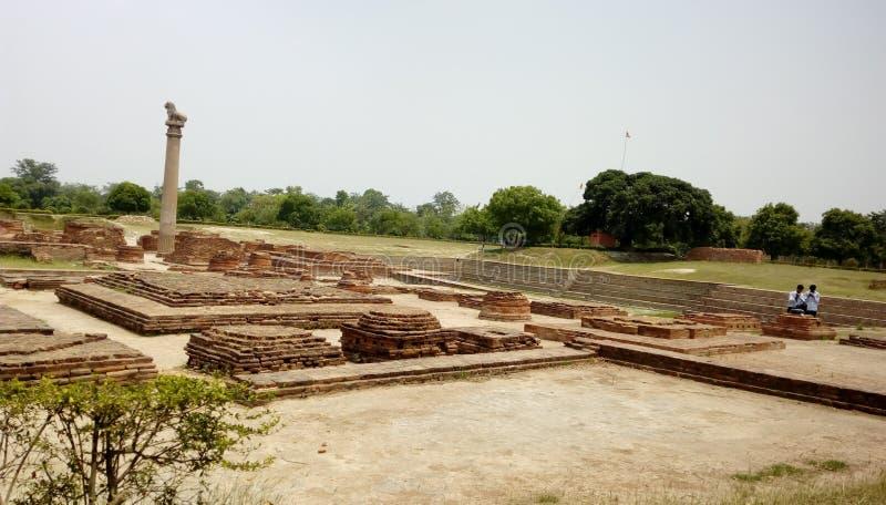 Stup мира Vaishali стоковое изображение