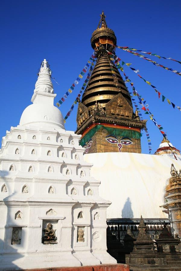 stupa images libres de droits