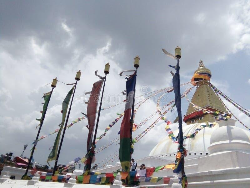 Stupa fotografia royalty free