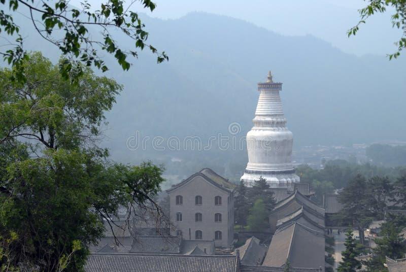 Download The stupa of china stock photo. Image of blue, buddha - 8536666