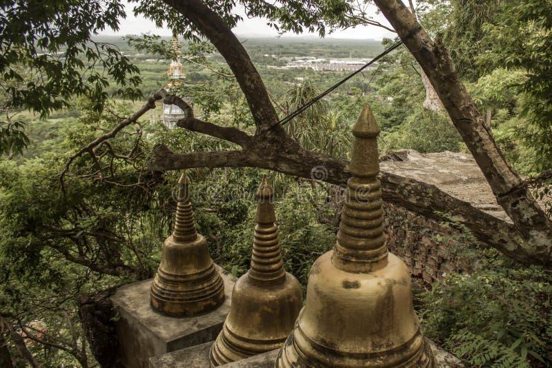 stupa dłoni obrazy royalty free