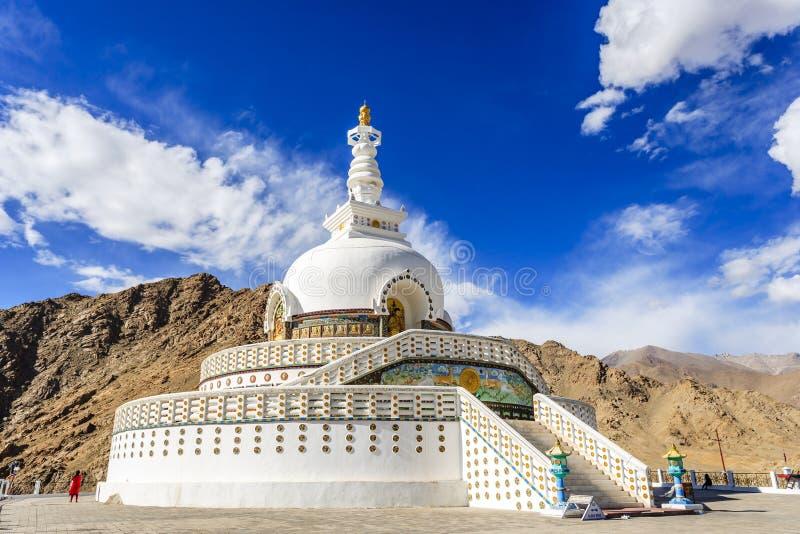Stupa Shati стоковое фото rf