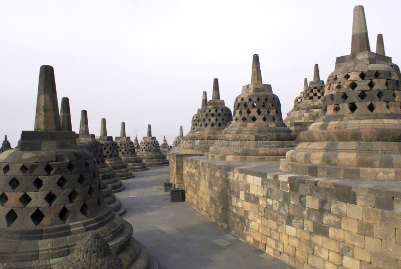 Stupas lizenzfreie stockfotos