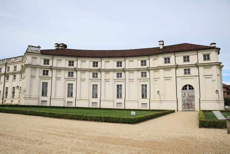 Stupinigi Palace of Turin stock photos
