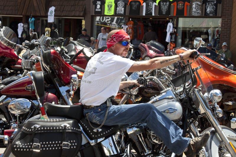 Sturgis rally south dakota royalty free stock images