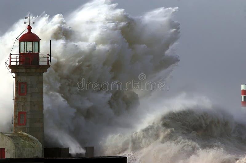 Sturm stockbild