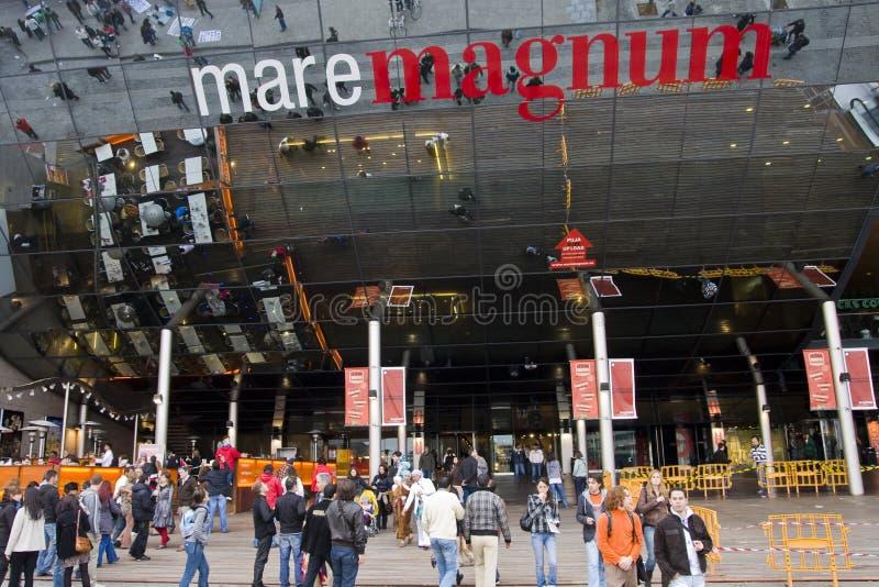 Stuten-MagnumEinkaufszentrum stockfotos