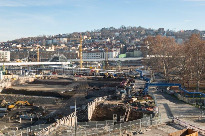 Stuttgart, Allemagne photographie stock libre de droits