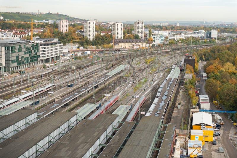 Stuttgart, Deutschland lizenzfreie stockfotos