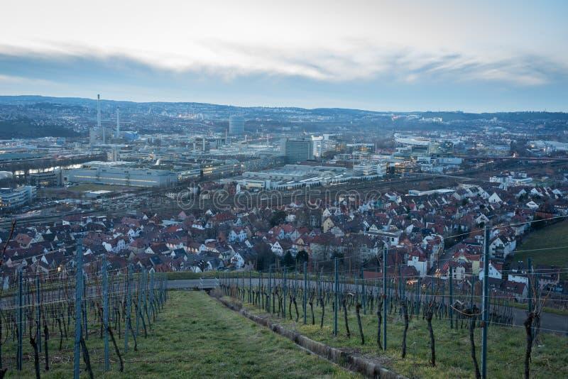 Stuttgart, Deutschland lizenzfreies stockfoto