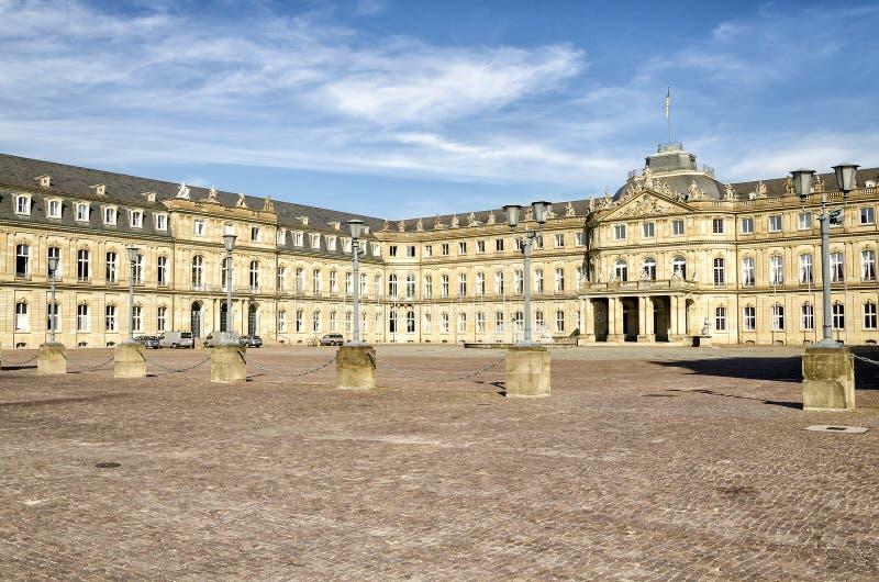 Stuttgart kasztel zdjęcia royalty free