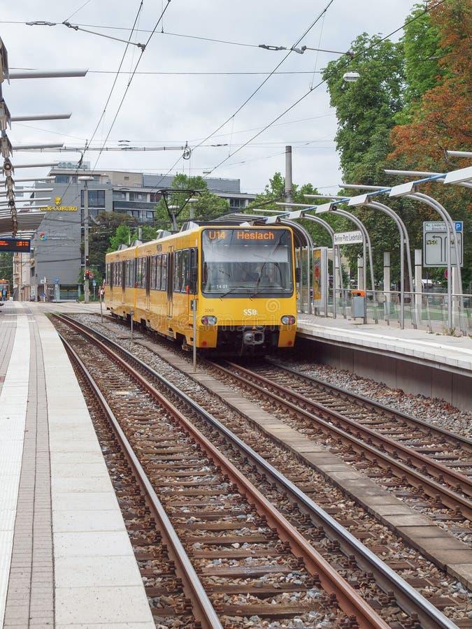 Stuttgart Niemcy zdjęcia royalty free