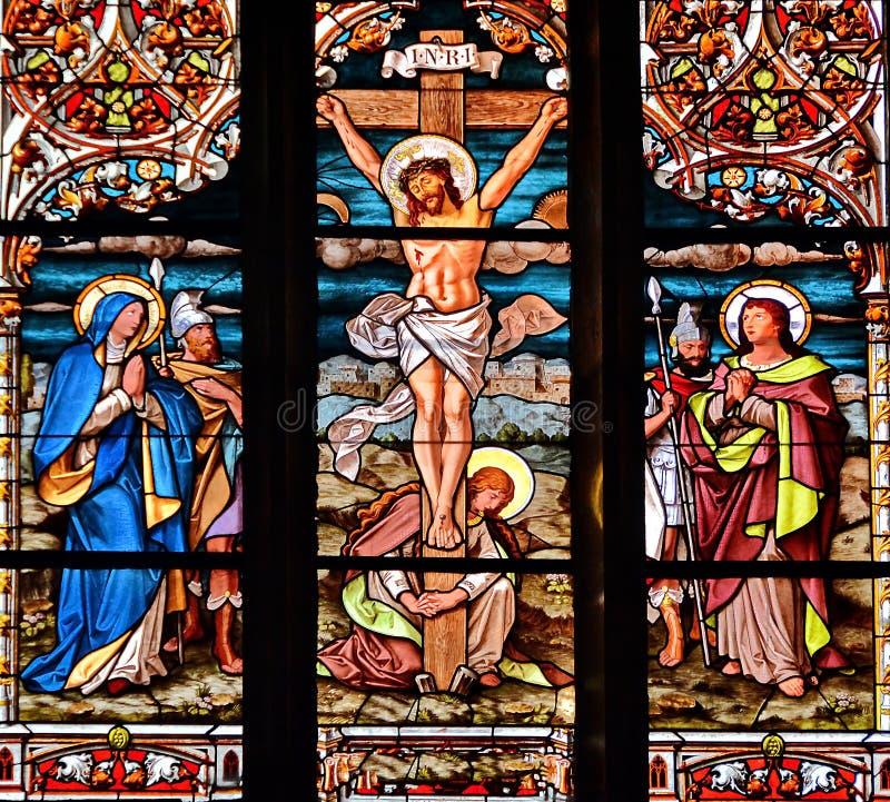 StVitus Kathedrale stockfotos