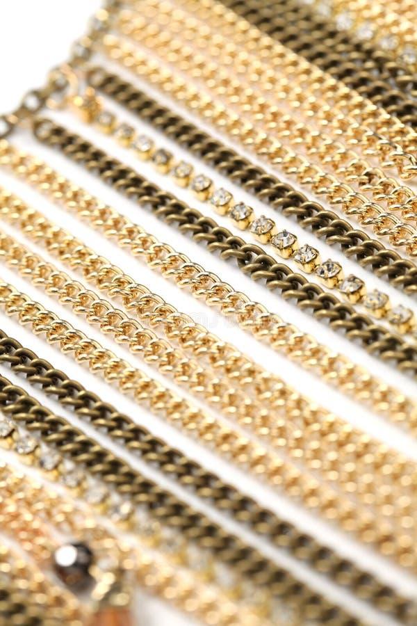 Stycke av halsbandet royaltyfria foton