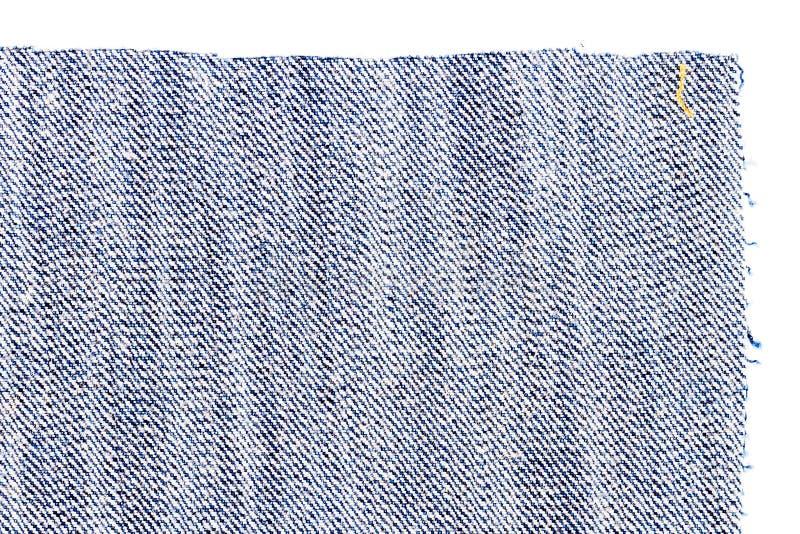 Stycke av jeanstyg royaltyfria bilder