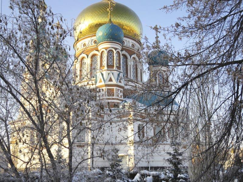 Stycze? 33c krajobrazu Rosji zima ural temperatury obrazy stock