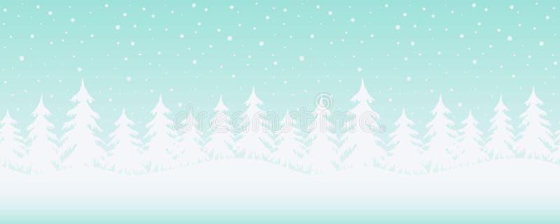 Stycze? 33c krajobrazu Rosji zima ural temperatury rabatowy bezszwowy abstrakcjonistycznych gwiazdk? t?a dekoracji projektu ciemn ilustracji