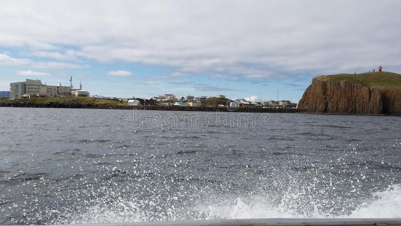 Stykkishà ³ lmur Ισλανδία στοκ φωτογραφίες με δικαίωμα ελεύθερης χρήσης