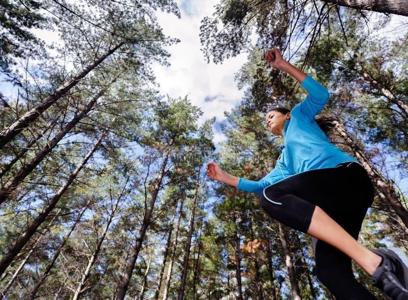 styl życia zdrowy biegacz obraz royalty free
