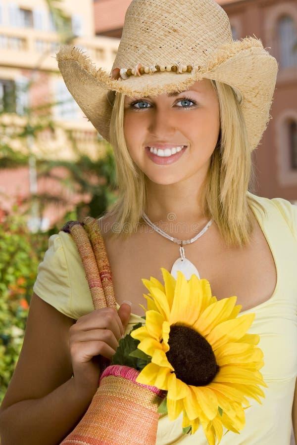 styl słonecznik zdjęcie stock