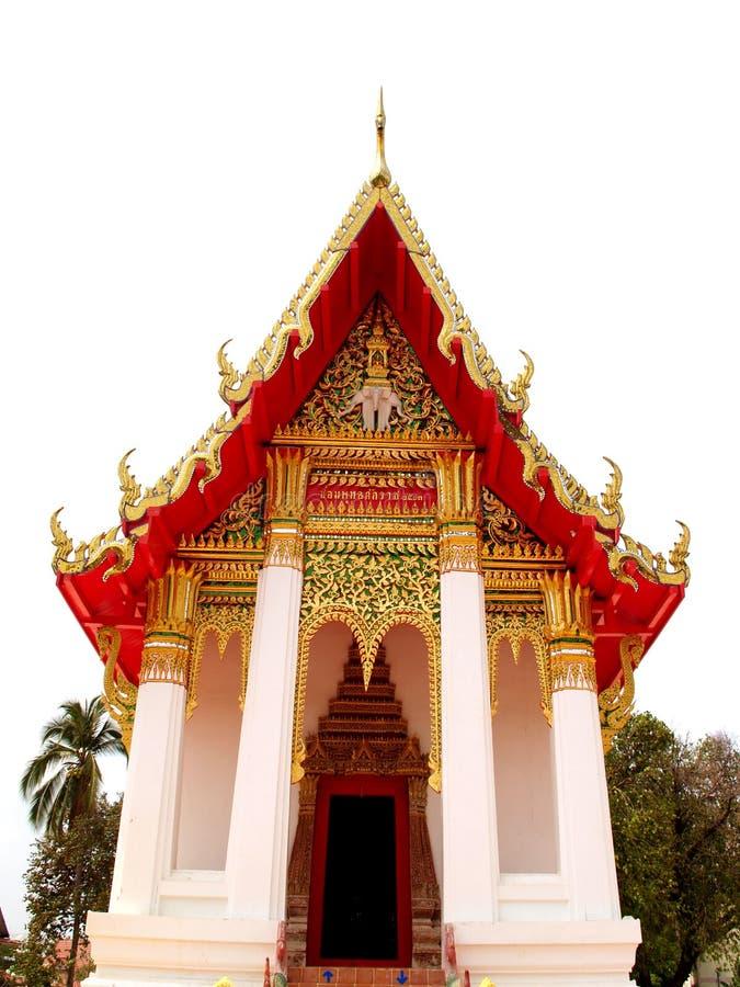 styl Thailand architektury zdjęcia royalty free